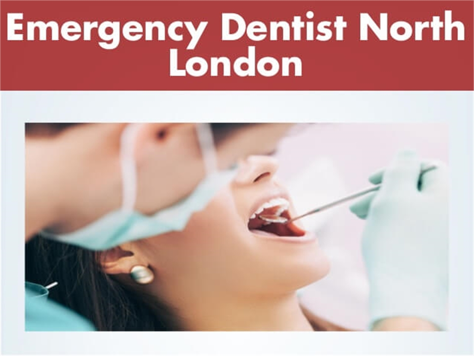 Emergency dentists in north London