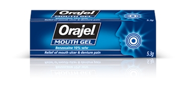 Can I use Orajel to relieve toothache?