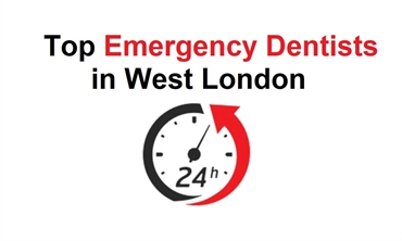 Top 20 Emergency dentists in West London
